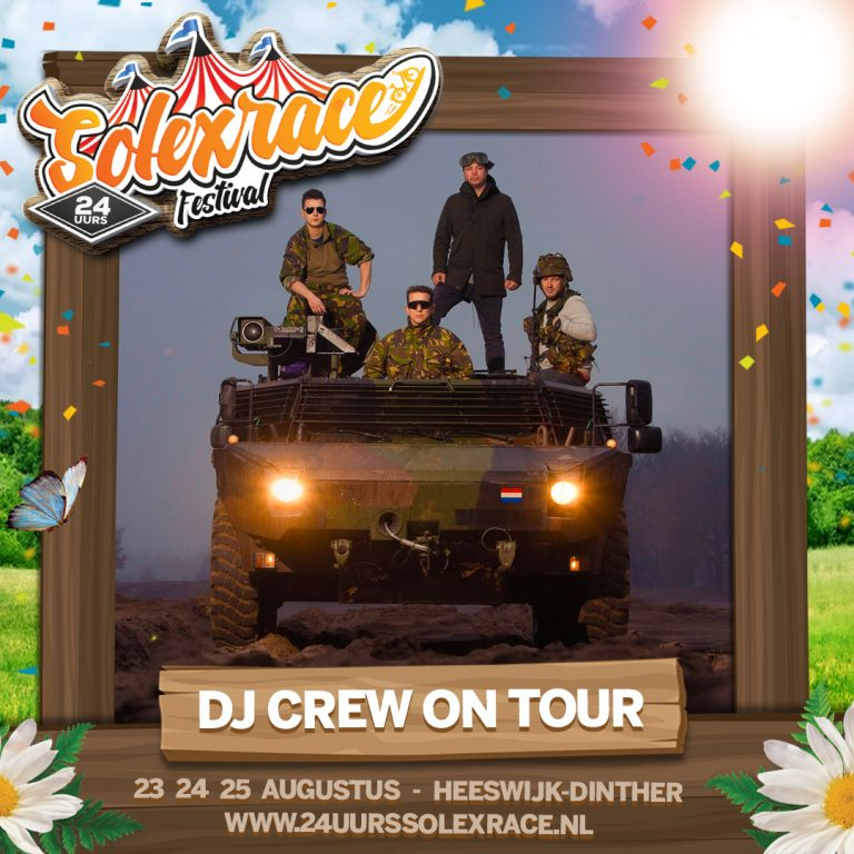 Dj Crew on Tour