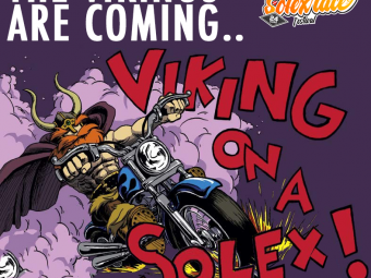 The Vikings are coming!