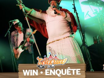 Enquête (win tickets!)