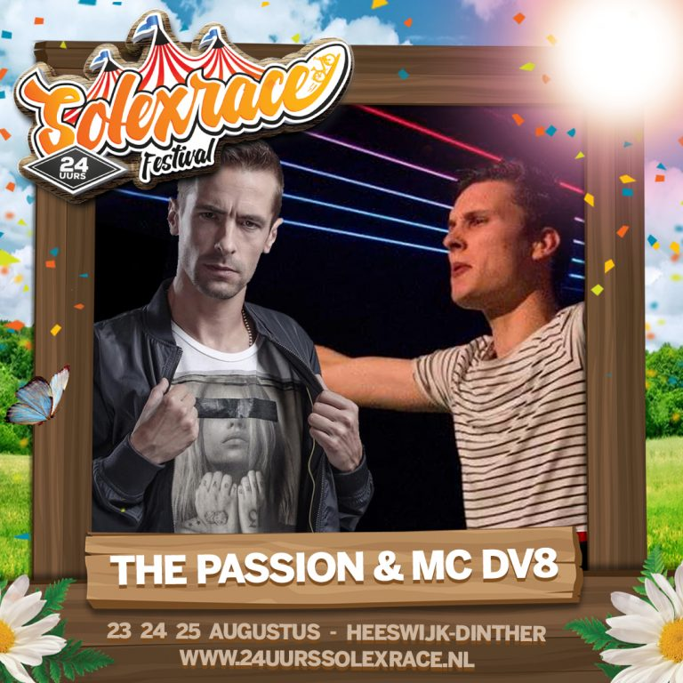 The Passion & MC DV8